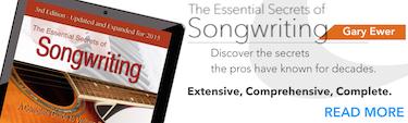 """The Essential Secrets of Songwriting"" ebook bundle"